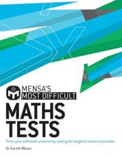 Mensa's Most Difficult Maths Tests