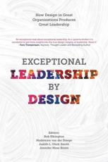 Exceptional Leadership by Design