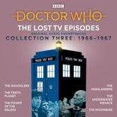 Doctor Who Collection Three 1st and 2nd Doctor TV Soundtracks