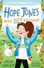 Hope Jones Will Not Eat Meat