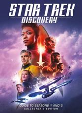 Star Trek: Discovery Guide to Seasons 1 and 2, Collector's Edition (Book)
