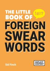 Little Book of Foreign Swearwords