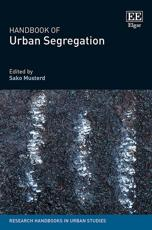 Handbook of Urban Segregation
