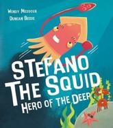 Stefano the Squid