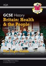 Britain - Health & The People