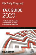 The Daily Telegraph Tax Guide 2020