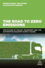 The Road to Zero Emissions