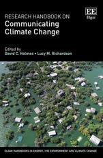 Research Handbook on Communicating Climate Change