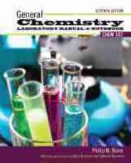 General Chemistry Laboratory Manual and Notebook