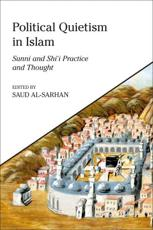 Political Quietism in Islam
