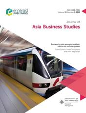Business in Asian Emerging Markets: A Focus on Inclusive Growth