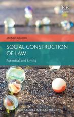 Social Construction of Law