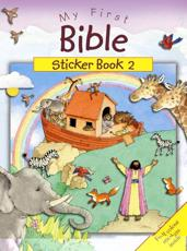 My First Bible Sticker Book. Bk. 2