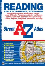 Reading A-Z Street Atlas