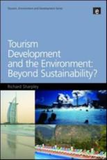 Tourism Development and the Environment