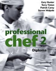 Professional Chef. Level 2 Diploma
