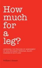 How Much for a Leg?
