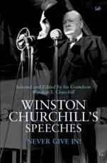 Winston Churchill's Speeches