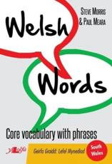 Welsh Words South Wales