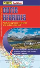 Philip's Outer Hebrides: Leisure and Tourist Map 2020