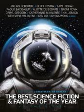 The Best Science Fiction and Fantasy of the Year. Volume 11