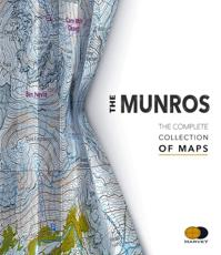 The Munros, The Complete Collection of Maps