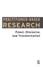 Practitioner Based-Research