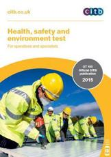 Search results for construction industry training board citb health safety and environment fandeluxe Gallery
