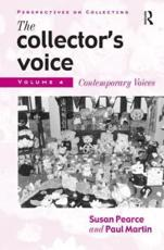 The Collector's Voice Vol. 4 Contemporary Voices