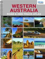 Western Australia Road and 4wd Track Atlas