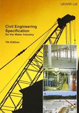 Civil Engineering Specification for the Water Industry