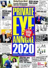 Private Eye Annual 2020
