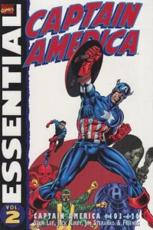 Essential Captain America. Vol. 2 Captain America 103-126