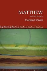 Matthew, Second Edition