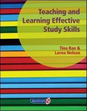 Teaching and Learning Effective Study Skills