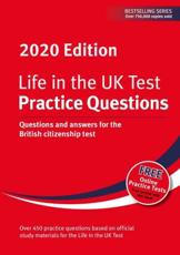 Life in the UK Test. Practice Questions
