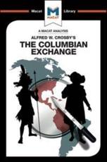 An Analysis of Alfred W. Crosby's The Columbian Exchange