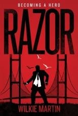 Razor: Fantasy Thriller - Becoming a Hero (Large Print)