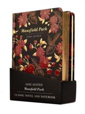 Mansfield Pack Gift Pack - Lined Notebook & Novel