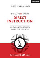 The researchED Guide to Direct Instruction