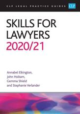 Skills for Lawyers 2020/2021