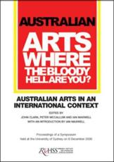 Australian Arts: Where the Bloody Hell Are You?