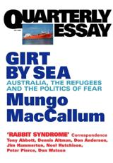 Quarterly Essay 5 Girt By Sea