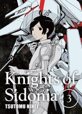 Knights of Sidonia. Volume 3