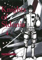 Knights of Sidonia. 4