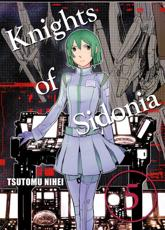 Knights of Sidonia. Volume 5