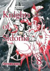 Knights of Sidonia. 8