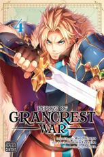 Record of Grancrest War. Volume 4