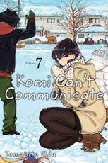 Komi Can't Communicate. Volume 7