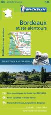 Bordeaux & Surrounding Areas - Zoom Map 126
